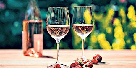 The Patio Series - World of Rosé tickets