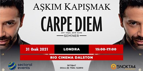 Askim Kapismak / Carpe Diem / London Turkish Seminar tickets