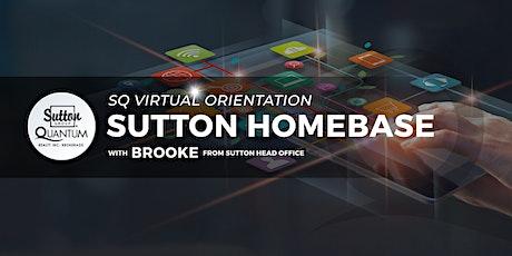 SQ Orientation : Sutton Homebase tickets