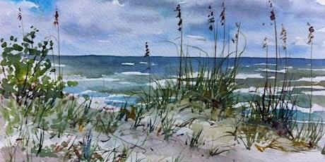 Watercolor Workshop with Stewart Jones tickets