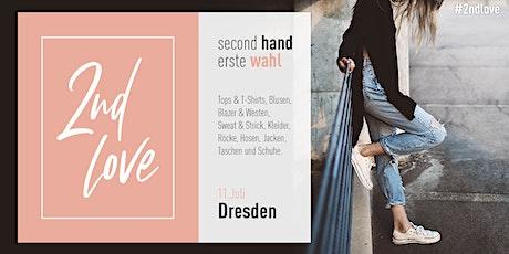 Second Love - Dresden Tickets