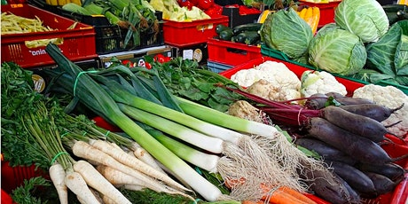 Wales Sustainable and Just Food System Network survey and workshop tickets