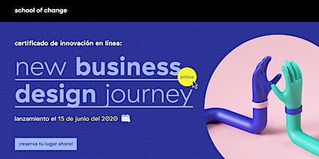 school of change: business design journey en línea entradas