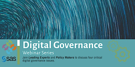IOG Digital Governance Webinar Series tickets