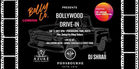 BollyCo x UKAFF presents | BOLLYWOOD DRIVE-IN CINEMA tickets
