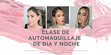Curso online de auto-maquillaje  5  horas con Carolina Ortiz entradas