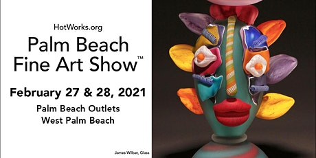 Hot Works Palm Beach Fine Art Show tickets