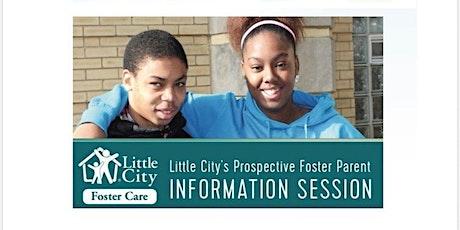 Little City's Prospective Foster Parent Information Session tickets