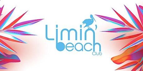 Limin' Beach Club Launch tickets