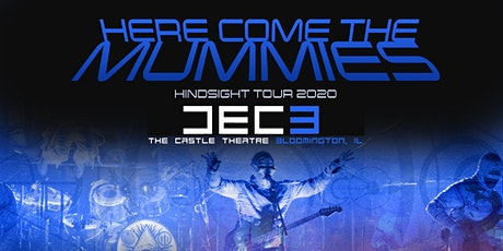 POSTPONED-Here Come The Mummies tickets