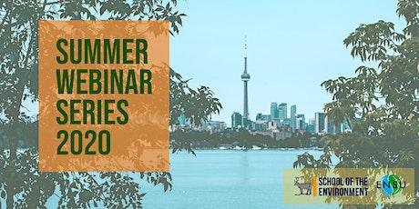 Summer Webinar Series: The Makings of an Environmental Data Analysis tickets