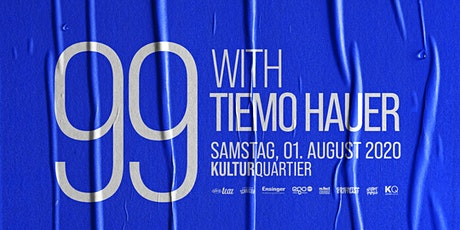 Tiemo Hauer I Stuttgart 2020 Tickets