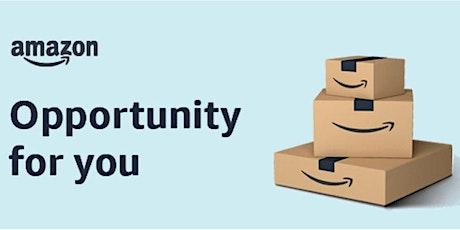 Amazon Workforce Staffing Virtual Info Session- Shawnee, KS Warehouse Jobs tickets