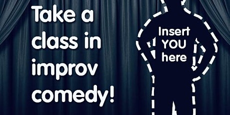 Mid-Week Happy- Virtual Improv for Stress Relief tickets