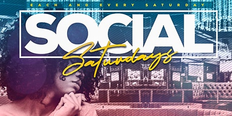 SOCIAL SATURDAYS @ Jamie's Rhythm tickets
