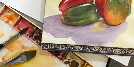 Intro to Watercolor - Supplies Included tickets