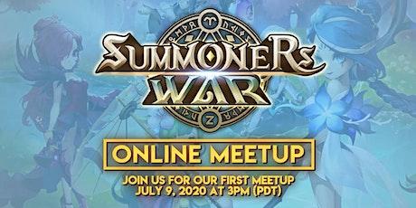Summoners War Online Meetup! Tickets