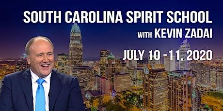 South Carolina Spirit School with Kevin Zadai tickets
