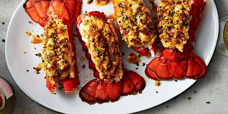 Couples Cooking: Seafood BBQ tickets