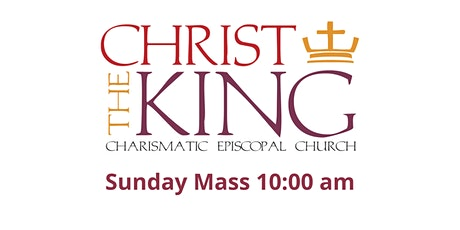 10:00am Sunday Mass tickets