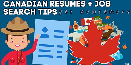 Resume Writing in Canada: Newcomer Series tickets