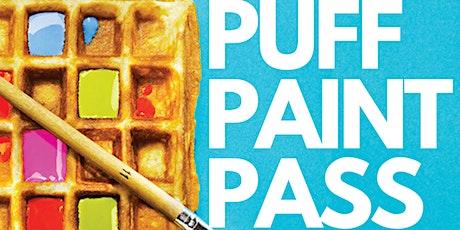 Unladylike Presents: Puff, Paint, Pass WAKE & BAKE tickets