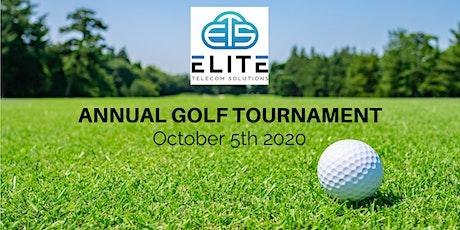 Elite Telecom Annual Golf Tournament tickets