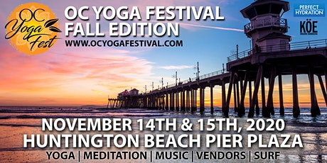 OC YOGA FESTIVAL | FALL EDITION tickets