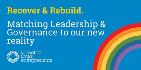 Matching Leadership and Governance to our new reality: tickets