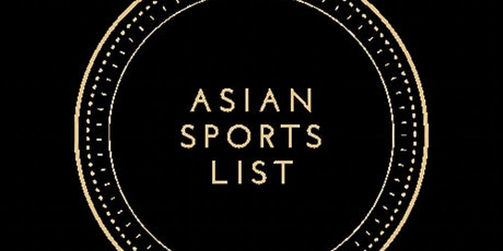 The Asian Sports List 2020 tickets
