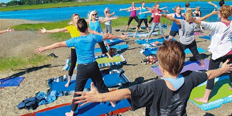 Yoga at the River's Edge - July 25 tickets
