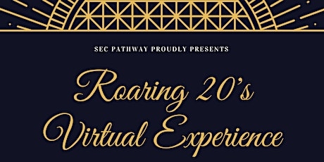 Roaring 20's Virtual Experience tickets