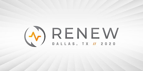 RENEW--- Frisco, TX 2020 tickets