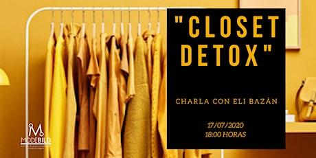 """""""Closet Detox"""" tickets"""