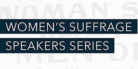 Ohio Humanities Women's Suffrage Speakers Series tickets