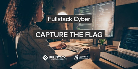 Fullstack Cyber Capture the Flag (CTF) tickets