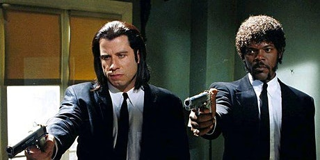 Pulp Fiction im filmriss AVU Open Air Kino Tickets