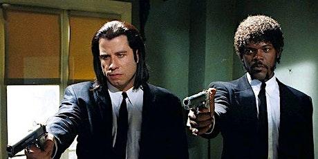 Pulp Fiction im filmriss AVU Open Air Kino tickets
