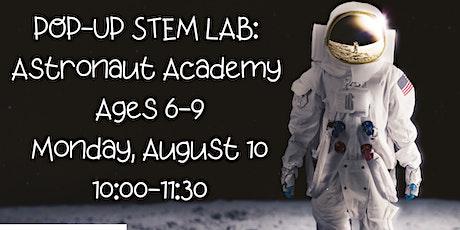 Astronaut Academy tickets
