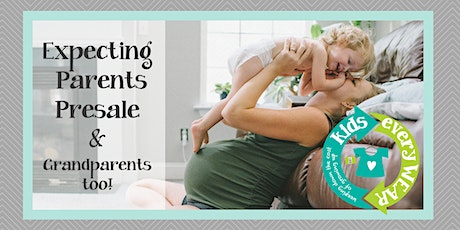 FREE TICKET - Expecting Parents shop Kids EveryWEAR Consignment Sale early! tickets