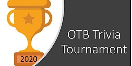 OTB Trivia Tournament - OPCD tickets