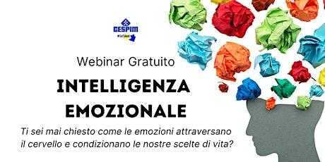 WEBINAR - Intelligenza Emozionale biglietti