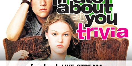 10 Things I Hate About You Trivia Live-Stream tickets