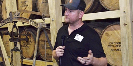 Jade Peterson, Master Distiller/KY Artisan Distillery Shares Experiments tickets