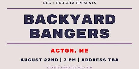 Drugsta Presents: Backyard Bangers tickets