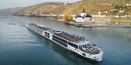 Viking Cruise Night with Anywhere But Here Travel tickets