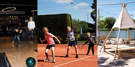 Dekker Warmond Tennis & Fun Kamp tickets