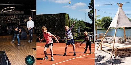 Dekker Warmond Tennis & Fun Kamp tickets