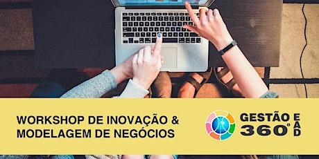 2º Workshop de Inovação & Modelagem de Negócios ingressos