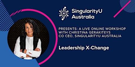 Leadership X-Change with Christina Gerakiteys tickets